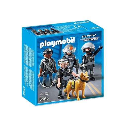 Playmobil Ομάδα Άμεσης Δράσης 5565 4008789055651