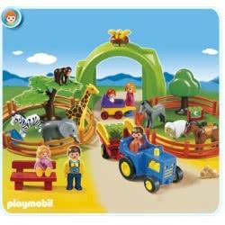 Playmobil Μεγάλος Ζωολογικός Κήπος 6754 4008789067548
