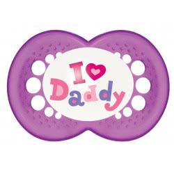 MAM Πιπίλα Extra Love /Dad Σιλικόνη 6Μ+ 170S 9001616825002