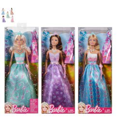 Mattel Barbie Πριγκίπισσα R6390 027084837483