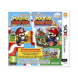 Nintendo 3DS Mario vs Donkey Kong: March Again & Minis on the Move (Code in a Box) 045496527174 045496527174
