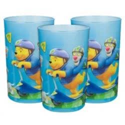 Group Operation Ποτήρια Πλαστικά 3Αδα Winnie B6584859 063562487245