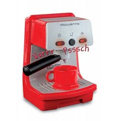 Smoby ROWENTA ΜΗΧΑΝΗ ESPRESSO MACHINE RED 7/024802 3032160248029