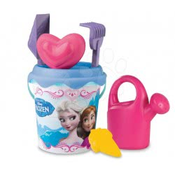 Smoby Κουβαδάκι Σετ Frozen Mm Garnished Bucket 7/040312 3032160403121