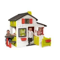 Smoby Friends House Playhouse Σπιτάκι Κήπου 310209 3032163102090
