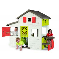 Smoby Friends House Playhouse Σπιτάκι Κήπου 310209 3032163102090