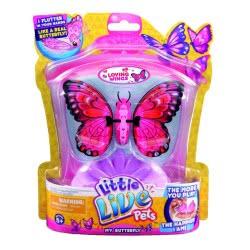 GIOCHI PREZIOSI Little Live Pets Πεταλούδα My Butterfly GPH28002 8001444133776