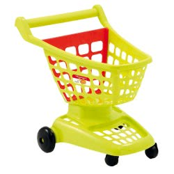 ecoiffier Interlocking Shopping Trolley - 2 Colours 1220 3280250012207