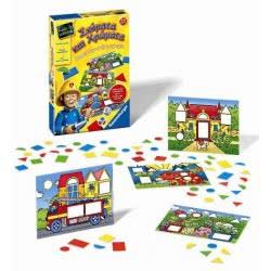 Ravensburger Χρώματα και Σχήματα 05-24325 4005556243259