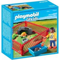 Playmobil Κλουβί για χελώνες 5534 4008789055347