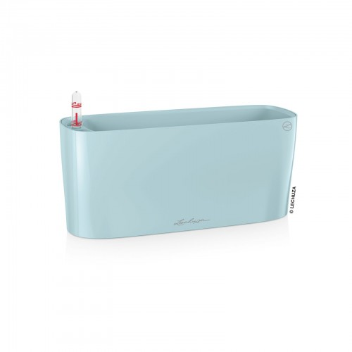 Lechusa LECHUZA ΑΥΤΟΠΟΤΙΖΟΜΕΝΗ ΓΛΑΣΤΡΑ DELTA 10 ice blue high-gloss All-in-One Set 15461 4008789154613