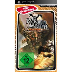 CAPCOM PSP Monster Hunter Freedom Essentials 5055060911891 5055060911891