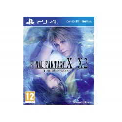 UBISOFT PS4 Final Fantasy X / X-2 HD Remaster 5021290000032 5021290000032