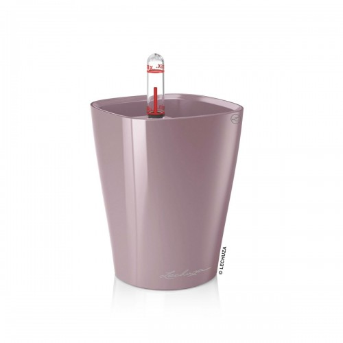 Lechusa LECHUZA ΑΥΤΟΠΟΤΙΖΟΜΕΝΗ ΓΛΑΣΤΡΑ MINI-DELTINI pastel violet high-gloss All-in-One Set 14955 4008789149558