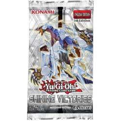KONAMI Yu-Gi-Oh! YGO: Shinning Victories Booster KON447550 4012927447550