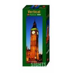 HEYE Παζλ 1000 Sights Vertical - Big Ben, London 29668 4001689296681