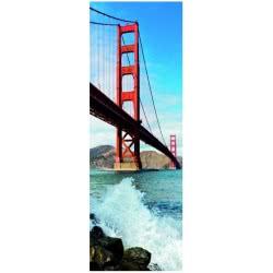 HEYE Παζλ 1000 Sights Vertical - Golden Gate Bridge, San Francisc 29669 4001689296698