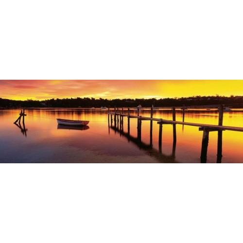 Schmidt Παζλ 1000 Gray Panorama - Merimbula, Αυστραλία 59307 4001504593070