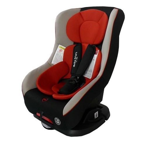 Bebe Stars Κάθισμα Αυτοκινήτου Evolution Χρώμα Κόκκινο 904-180 5213002341865