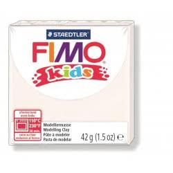 STAEDTLER FIMO kids ΓΙΑ ΠΑΙΔΙΑ ΑΣΠΡΟ 42g 8030-0 4007817805015