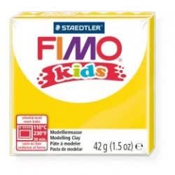 STAEDTLER FIMO kids ΓΙΑ ΠΑΙΔΙΑ ΚΙΤΡΙΝΟ 8030-1 4007817805022