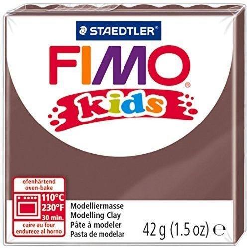 STAEDTLER FIMO kids ΓΙΑ ΠΑΙΔΙΑ ΚΑΦΕ 8030-7 4007817805138