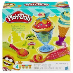 Hasbro PLAY-DOH PAGOTO - CLOWN SUNDAE SET B1857 5010994866488