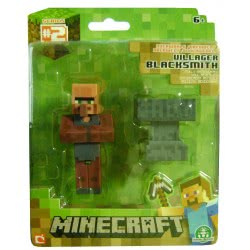 GIOCHI PREZIOSI Minecraft Φιγούρα Και Αξεσουάρ NCR16560 8001444134674