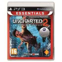 SONY PS3 Uncharted 2: Among Thieves Essentials 711719212966 711719212966