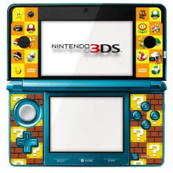 HORI 3DS MARIO PROTECTOR & SKIN SET by 1734807007 873124003383