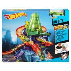 Mattel Hot Wheels Εργαστήριο Χρωμοκεραυνών CCP76 887961030815