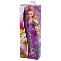Mattel Disney Princess Ραπουνζέλ Γκλίτερ Πριγκίπισσα CFF68 887961056624