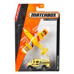 MATCHBOX Αεροπλανάκι Και Αυτοκινητάκι CHB92 887961076325
