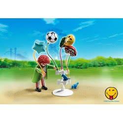 Playmobil Πωλητής μπαλονιών 5546 4008789055460