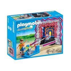 Playmobil Σκοποβολή Με Κονσερβοκούτια 5547 4008789055477