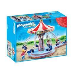 Playmobil Καρουσέλ Με Πολύχρωμα Φώτα 5548 4008789055484
