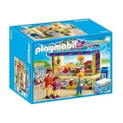 Playmobil Καντίνα Λούνα Παρκ 5555 4008789055552
