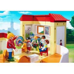 Playmobil Μεγάλος Παιδικός Σταθμός 5567 4008789055675
