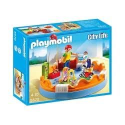 Playmobil Baby παιδική χαρά 5570 4008789055705