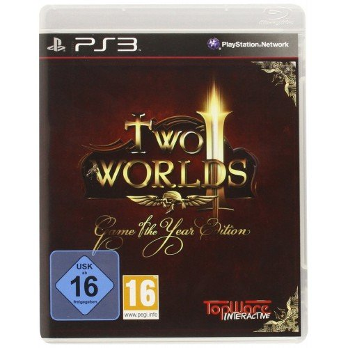 TECMO PS3 Two Worlds II Game of the Year Edition 4250230270407 4250230270407