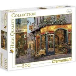 Clementoni Παζλ 500τεμ. High Quality Ιταλική Ταβέρνα 1220-30104 8005125301041