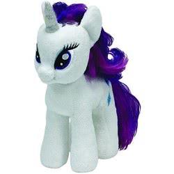 ty Beanie Babies Χνουδωτό My Little Pony Rari 23εκ. 1607-41075 008421410750