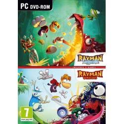 UBISOFT PC Compilation: Rayman Legends & Rayman Origins 3307215895191 3307215895191