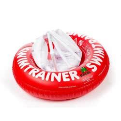 FREDS SWIM ACADEMY Σωσίβιο Swimtrainer Red 3 Μηνών Έως 4 Ετών 04001 4039184101100