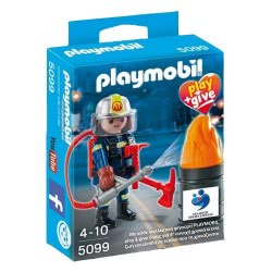 Playmobil Play & Give Πυροσβέστης 5099 4008789050991