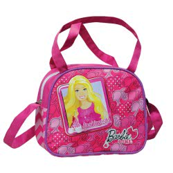 GIM Τσάντα Χειρός Με Ιμάντα Ώμου Barbie 349-52260 5204549087859