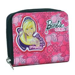 GIM Πορτοφόλι Με Κουμπί Barbie 349-52283 5204549087866