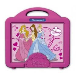 Clementoni Παζλ Κύβοι 12Τεμ Disney Princess 1100-41341 8005125413416