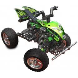 MECCANO All-Terrain Racer Quad Vehicle 91778 778988138564