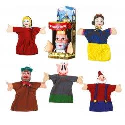 Argy Toys Μαριονέτα Κουκλοθέατρου Μονή 7205Σ 4893094720505